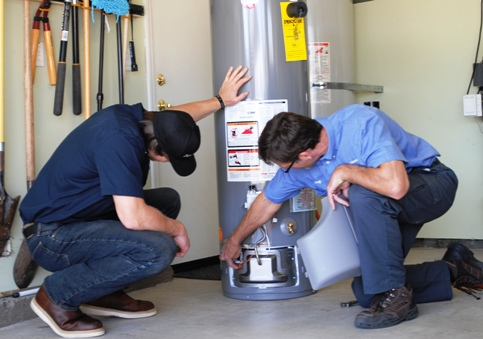San Jose Water Heater Problems 2